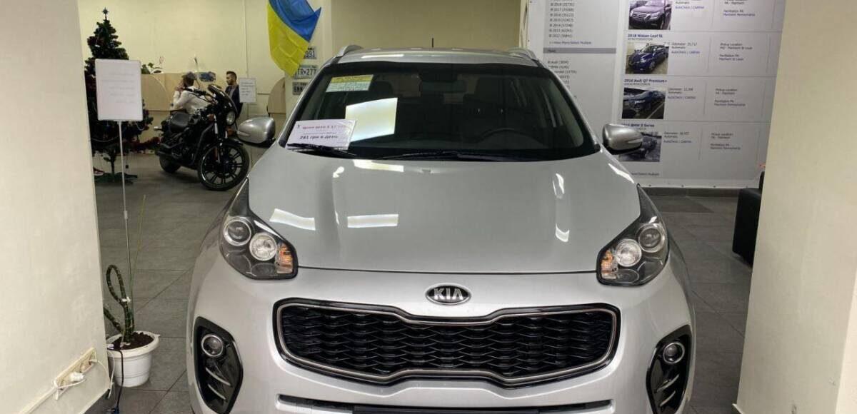 Купить KIA SPORTAGE 2016 в Украине - 3