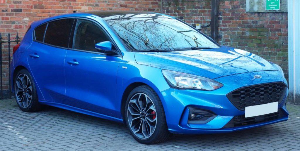 Авто для новичка - Ford Focus
