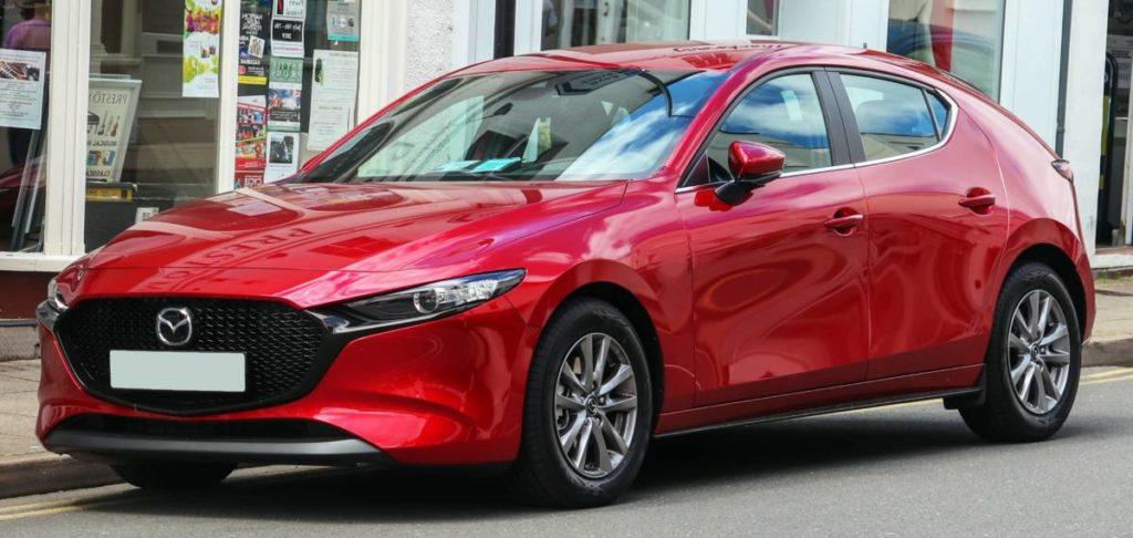 Авто для новичка - Mazda 3