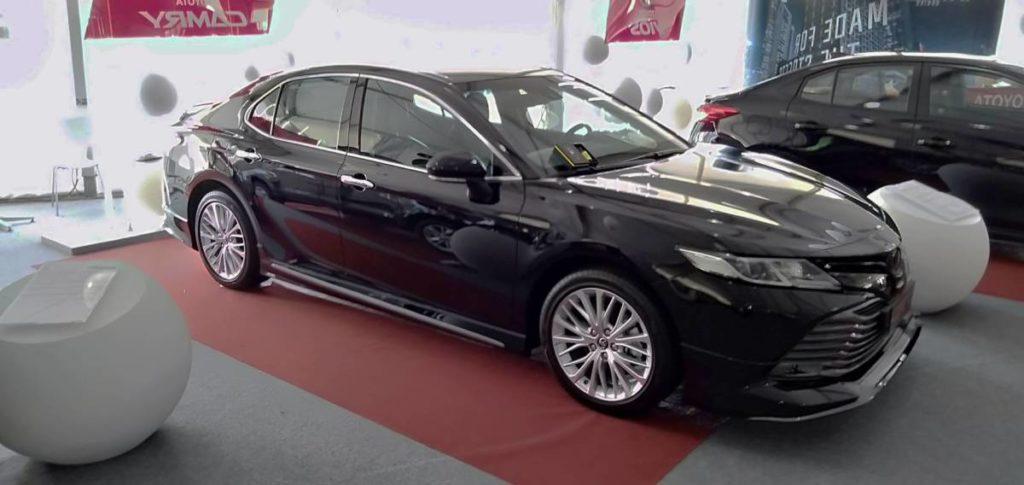 Авто для новичка - Toyota Camry