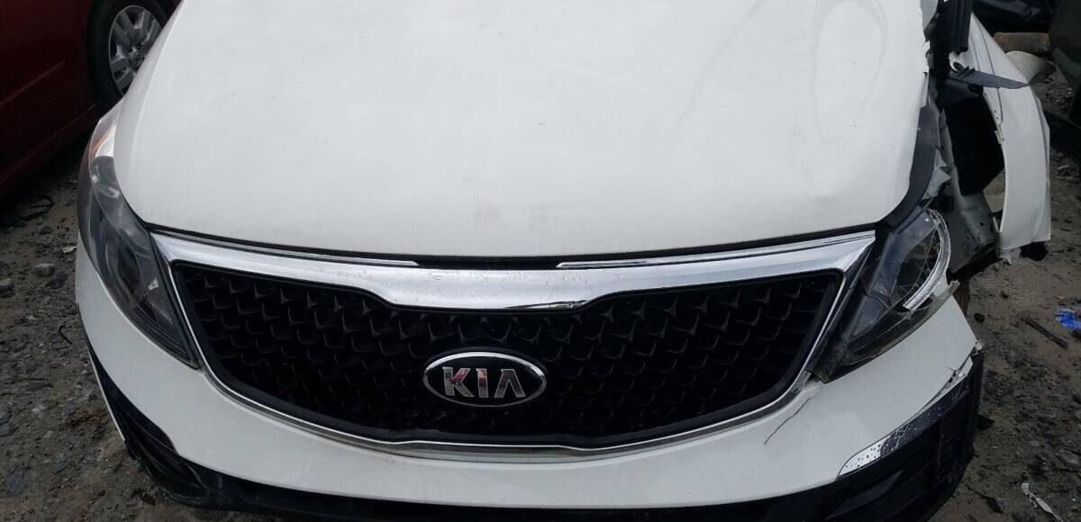 Купить 2016 KIA SPORTAGE EX в Украине - 7