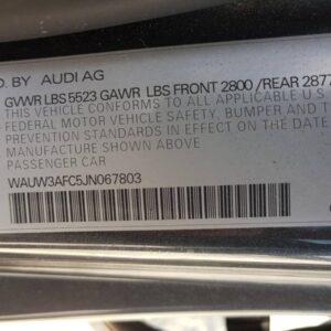 Купить 2018 AUDI A7 PREMIUM PLUS в Украине - 10