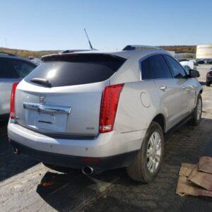 Купить 2012 CADILLAC SRX LUXURY COLLECTION в Украине - 4