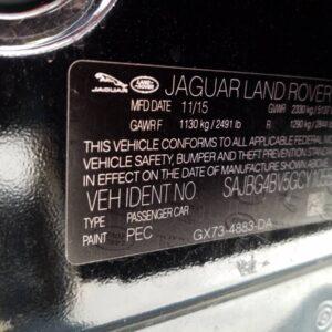 Купить 2016 JAGUAR XF S в Украине - 10
