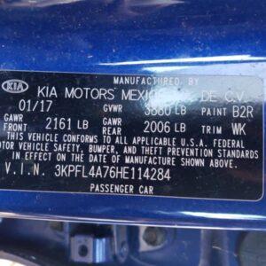 Купить 2017 KIA FORTE LX в Украине - 10