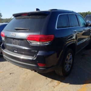 Купить 2014 JEEP GRAND CHEROKEE LIMITED в Украине - 4