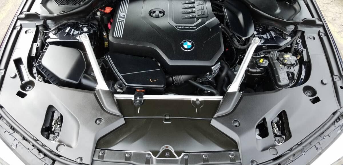 Купить 2020 BMW 530 I в Украине - 7