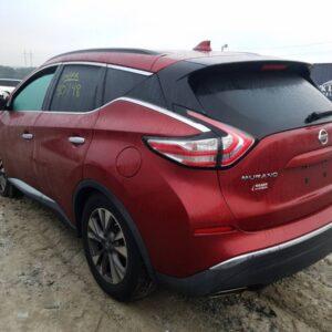 Купить 2017 NISSAN MURANO S в Украине - 3