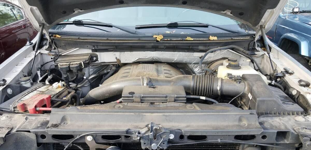Купить 2012 FORD F150 SUPERCREW в Украине - 7