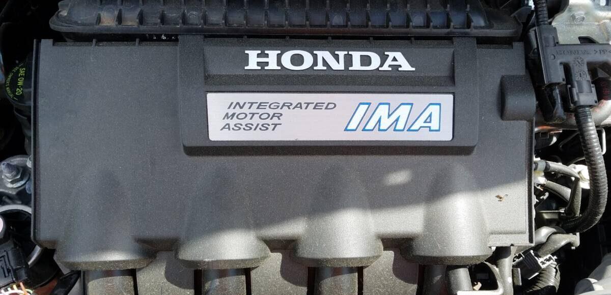 Купить 2011 HONDA INSIGHT EX в Украине - 7