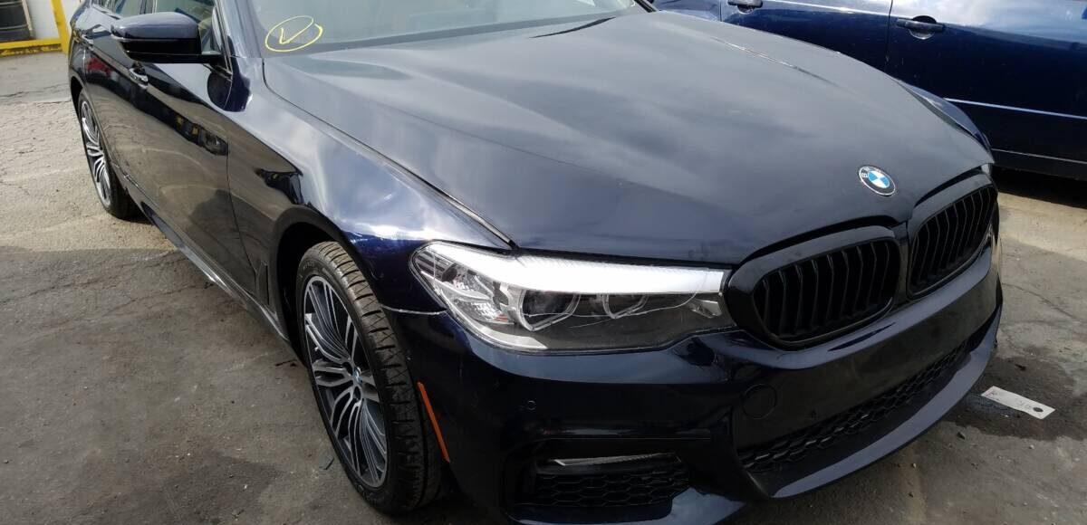 Купить 2020 BMW 530 I в Украине - 1