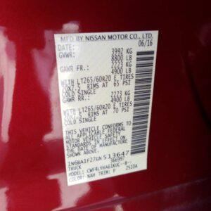 Купить 2016 NISSAN TITAN XD SL в Украине - 10