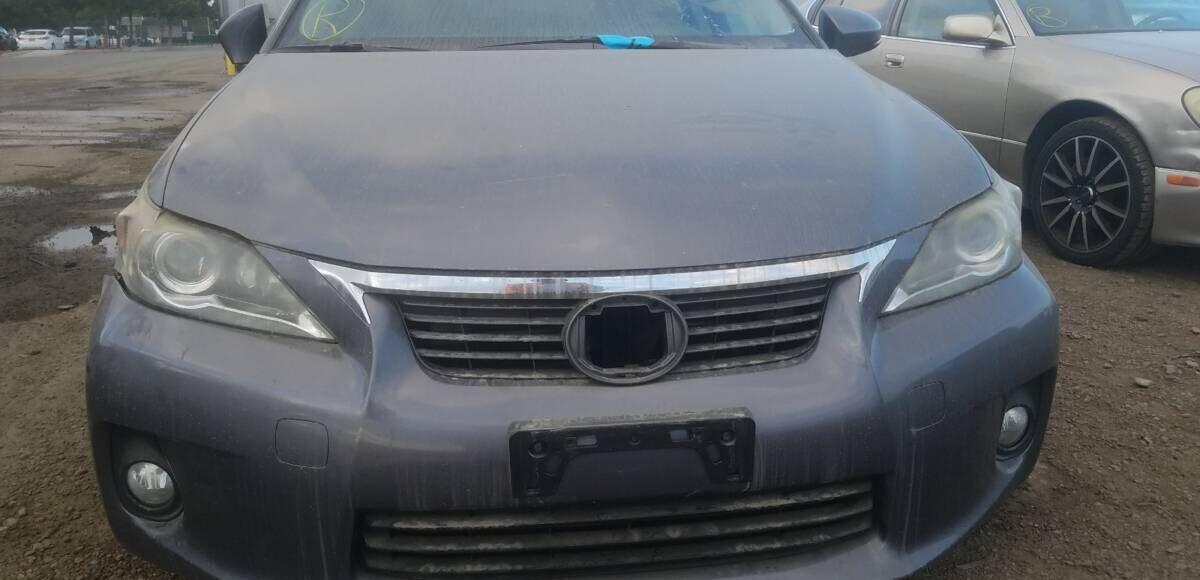 Купить 2012 LEXUS CT 200 в Украине - 9
