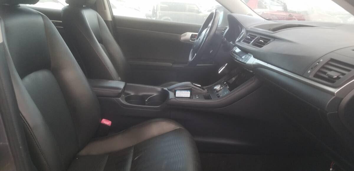 Купить 2012 LEXUS CT 200 в Украине - 5