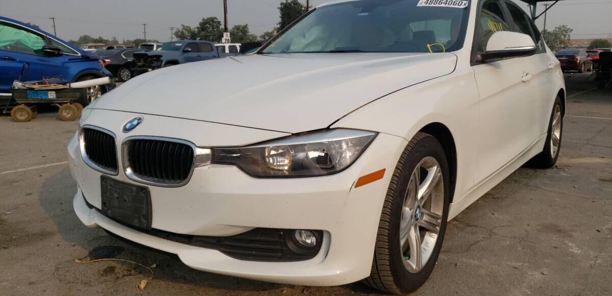 Купить 2015 BMW 320 I в Украине - 2