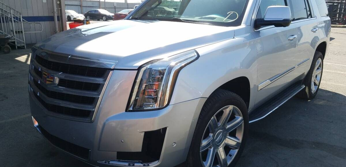 Купить 2018 CADILLAC ESCALADE LUXURY в Украине - 2