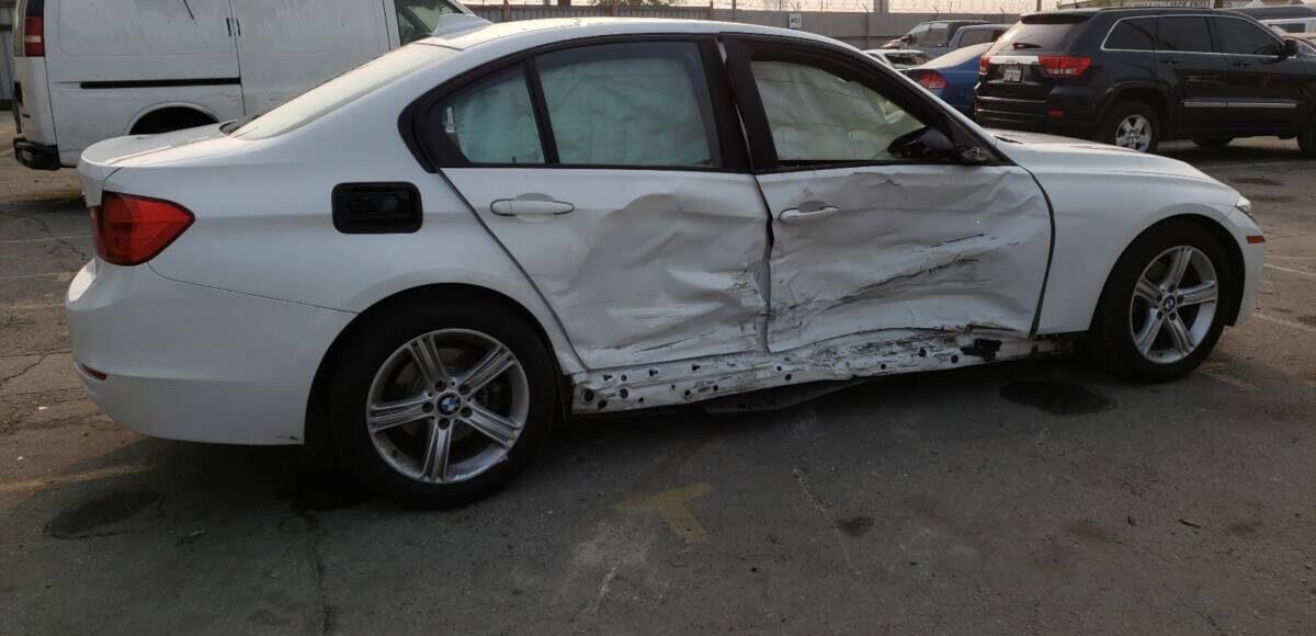 Купить 2015 BMW 320 I в Украине - 9