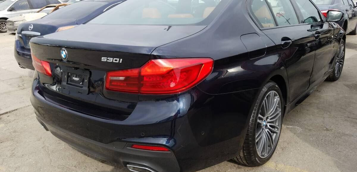 Купить 2020 BMW 530 I в Украине - 4