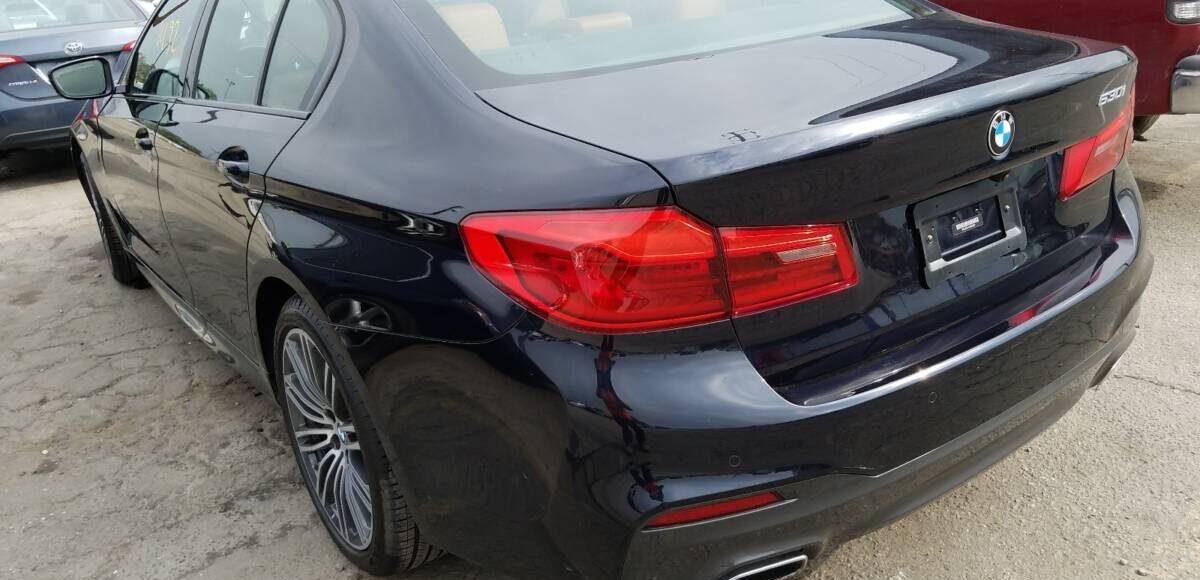 Купить 2020 BMW 530 I в Украине - 3