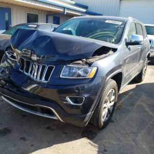 Купить 2014 JEEP GRAND CHEROKEE LIMITED в Украине - 2