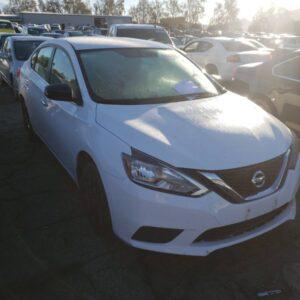 Купить 2018 NISSAN SENTRA S в Украине - 1