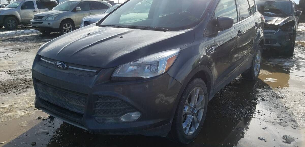 Купить 2015 FORD ESCAPE SE в Украине - 2