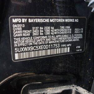 Купить 2014 BMW X3 XDRIVE28I в Украине - 10