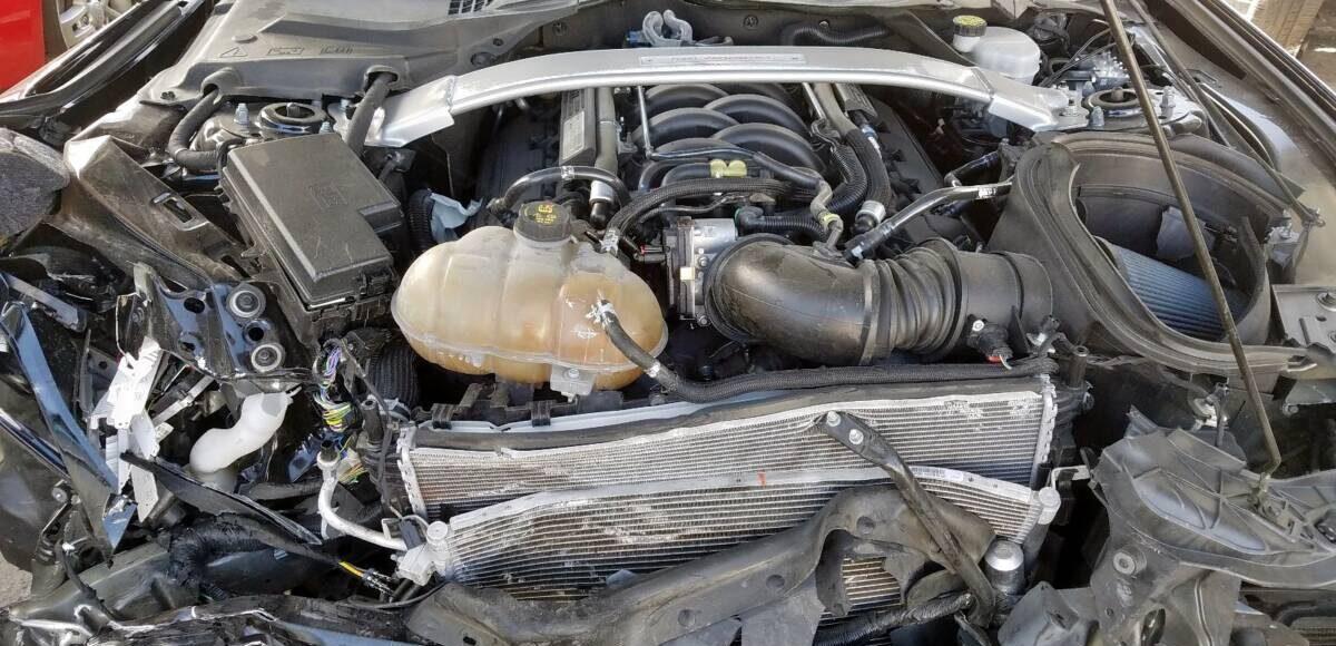 Купить 2017 FORD MUSTANG SHELBY GT350 в Украине - 7