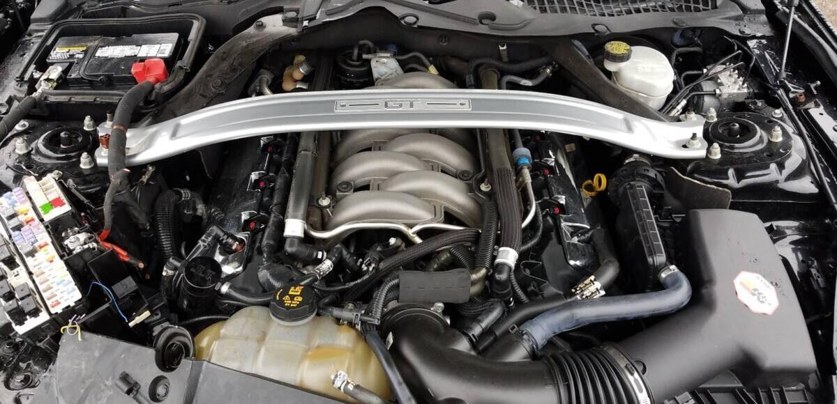 Купить 2015 FORD MUSTANG GT в Украине - 7