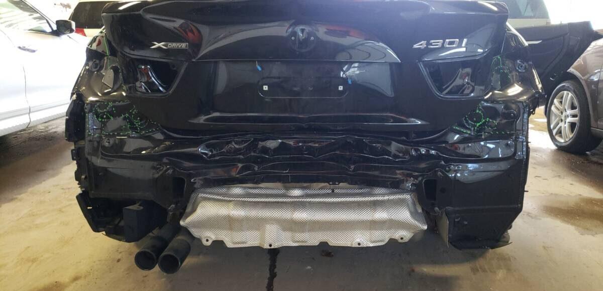 Купить 2018 BMW 430XI GRAN COUPE в Украине - 9