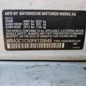 Купить 2015 BMW 328 I SULEV в Украине - 10