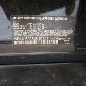 Купить 2018 BMW 430XI GRAN COUPE в Украине - 10