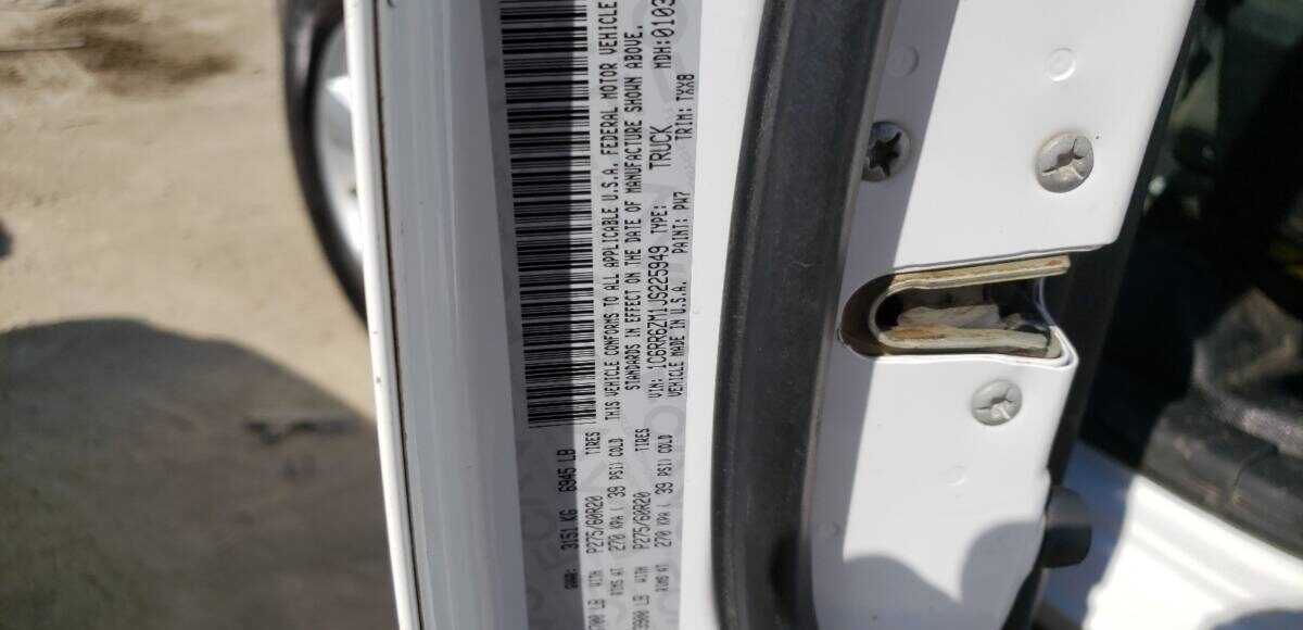 Купить 2018 RAM 1500 HFE в Украине - 10