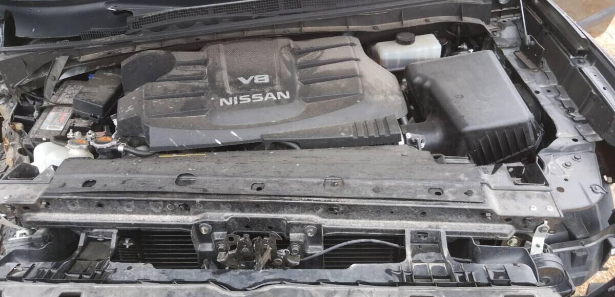 Купить 2018 NISSAN TITAN SV в Украине - 7