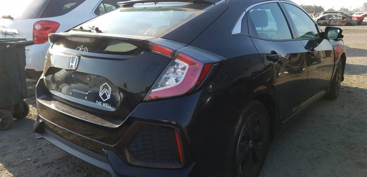 Купить 2018 HONDA CIVIC EX в Украине - 4