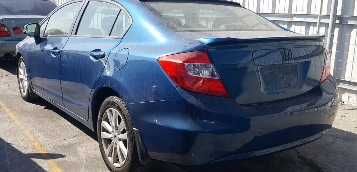 Купить 2012 HONDA CIVIC EX в Украине - 3