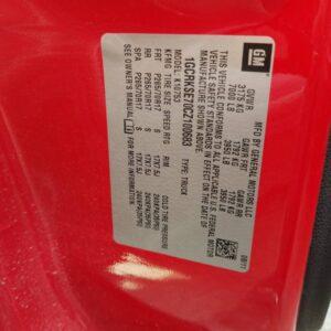 Купить 2012 CHEVROLET SILVERADO K1500 LT в Украине - 10
