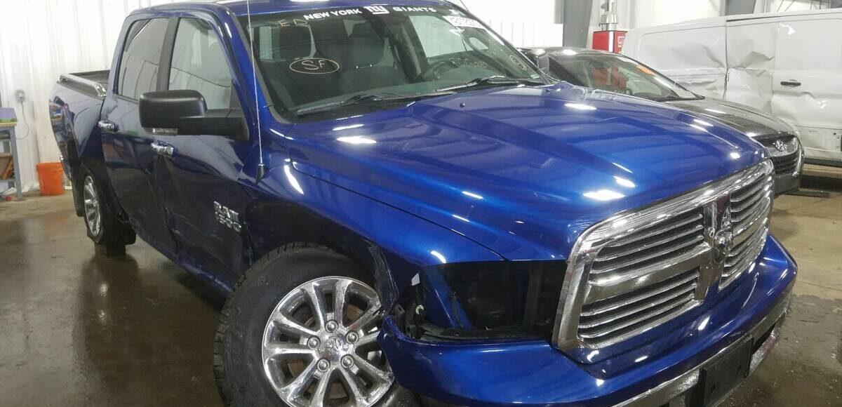 Купить 2014 RAM 1500 SLT в Украине - 1