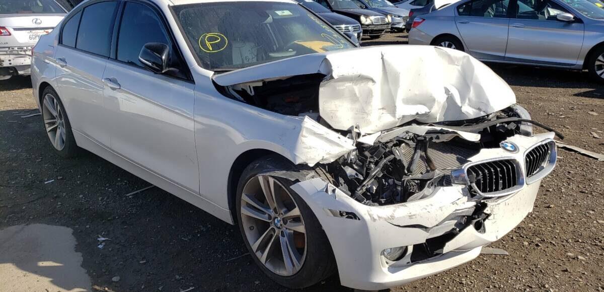 Купить 2015 BMW 328 I SULEV в Украине - 1