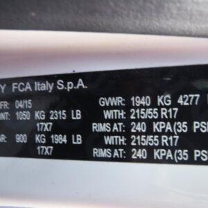 Купить FIAT 500X EASY 2015 в Украине - 13