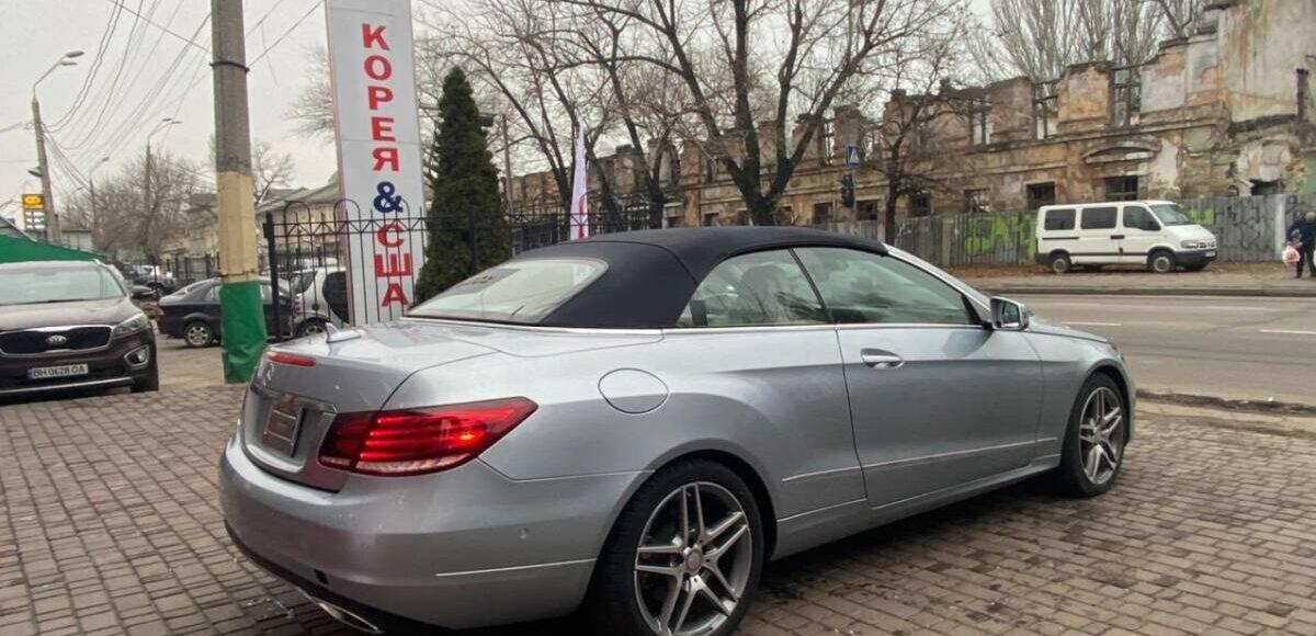 Купить MERCEDES-BENZ E400 2015 в Украине - 9