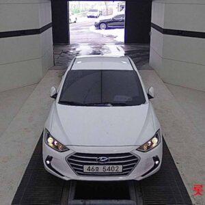 Купить HYUNDAI AVANTE 2017 в Украине - 2