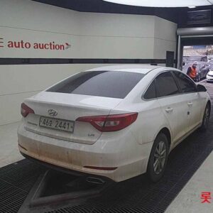 Купить HYUNDAI SONATA 2017 в Украине - 8