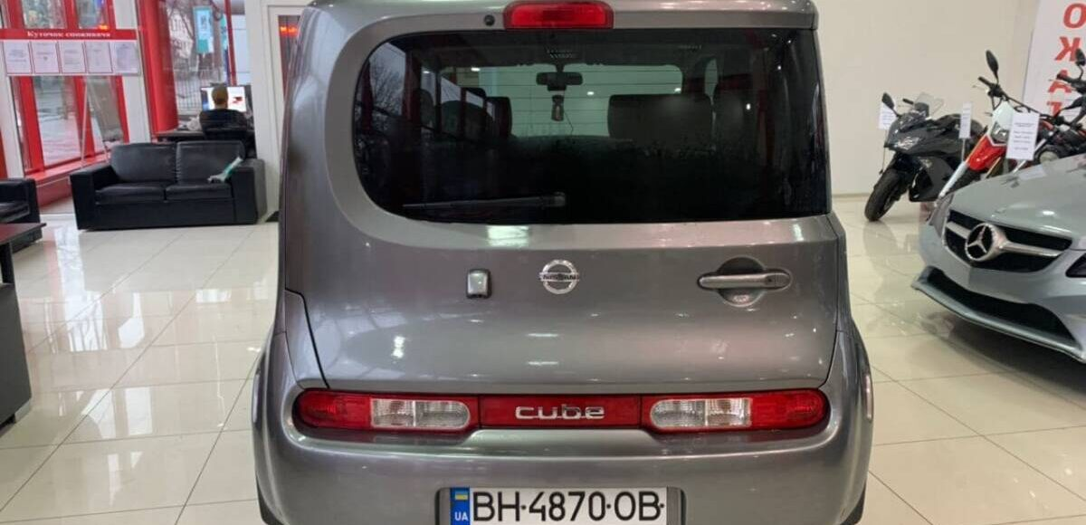 Купить NISSAN CUBE 2011 в Украине - 7