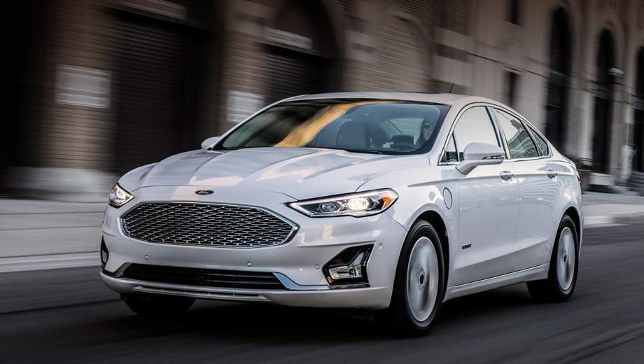 Топ авто из США Ford Fusion