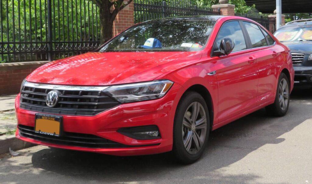 Топ авто из США Volkswagen Jetta
