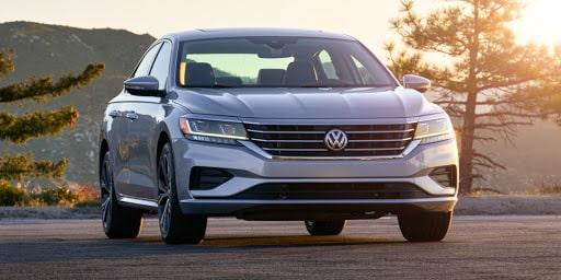 Топ авто из США Volkswagen Passat