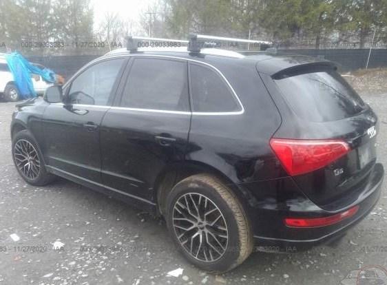 Купить AUDI Q5 PREMIUM PLUS 2012 в Украине - 2