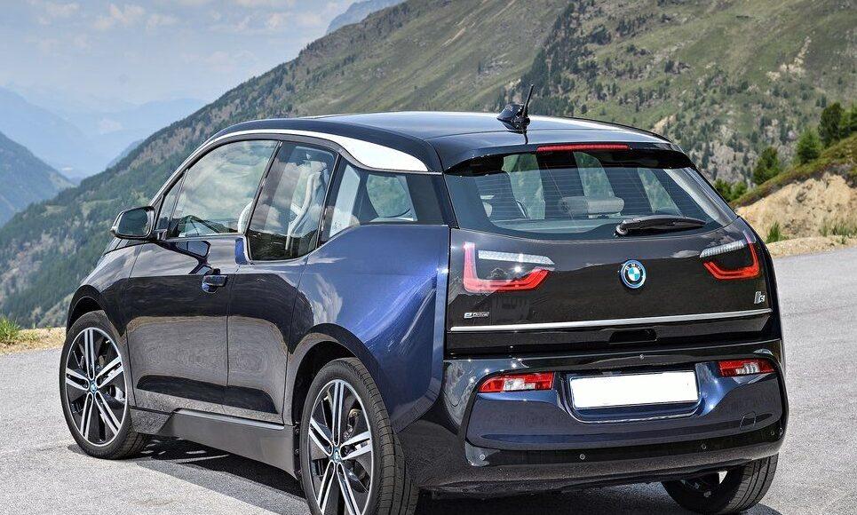 Купить BMW I3 2017 в Украине - 2