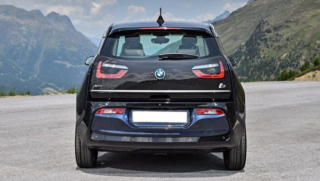 Купить BMW I3 2017 в Украине - 3
